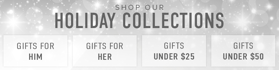 Shop Our Holiday Collections